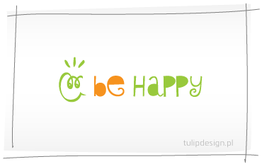 Logo be_happy